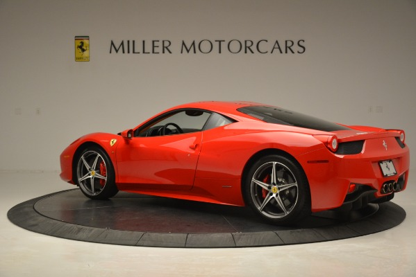 Used 2014 Ferrari 458 Italia for sale Sold at Alfa Romeo of Westport in Westport CT 06880 4