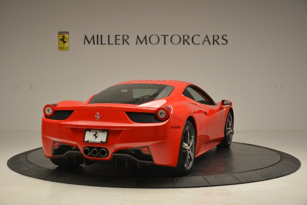 Used 2014 Ferrari 458 Italia for sale Sold at Alfa Romeo of Westport in Westport CT 06880 7