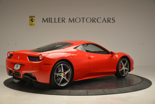 Used 2014 Ferrari 458 Italia for sale Sold at Alfa Romeo of Westport in Westport CT 06880 8