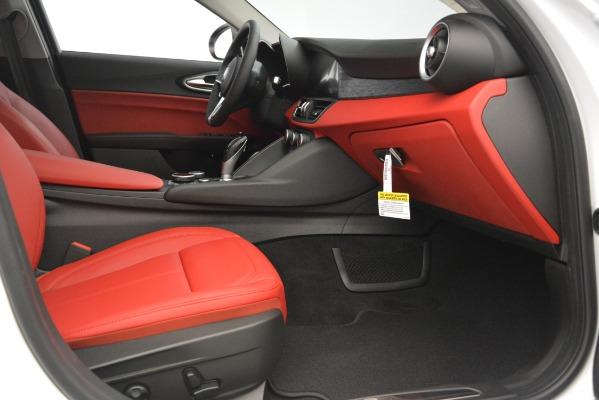 New 2019 Alfa Romeo Giulia Q4 for sale Sold at Alfa Romeo of Westport in Westport CT 06880 23