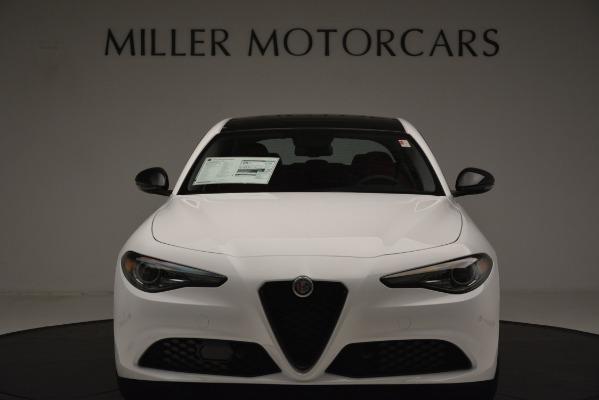 New 2019 Alfa Romeo Giulia Q4 for sale Sold at Alfa Romeo of Westport in Westport CT 06880 12