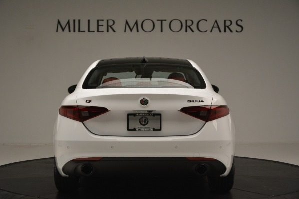 New 2019 Alfa Romeo Giulia Q4 for sale Sold at Alfa Romeo of Westport in Westport CT 06880 6
