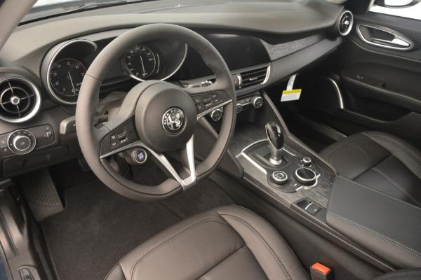 New 2019 Alfa Romeo Giulia Q4 for sale Sold at Alfa Romeo of Westport in Westport CT 06880 13