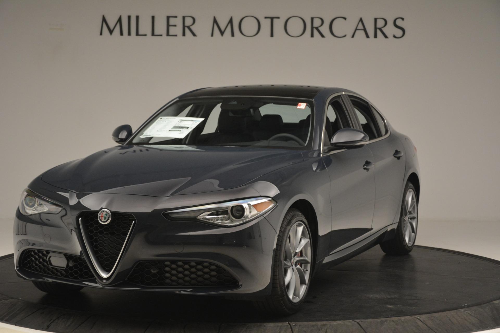 New 2019 Alfa Romeo Giulia Q4 for sale Sold at Alfa Romeo of Westport in Westport CT 06880 1