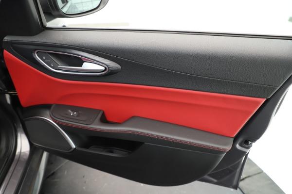 New 2019 Alfa Romeo Giulia Q4 for sale Sold at Alfa Romeo of Westport in Westport CT 06880 26