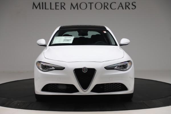 New 2019 Alfa Romeo Giulia Q4 for sale $46,390 at Alfa Romeo of Westport in Westport CT 06880 12
