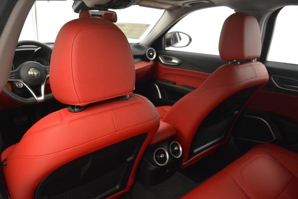 New 2019 Alfa Romeo Giulia Q4 for sale Sold at Alfa Romeo of Westport in Westport CT 06880 20