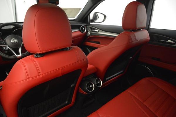 New 2019 Alfa Romeo Stelvio Ti Sport Q4 for sale Sold at Alfa Romeo of Westport in Westport CT 06880 20