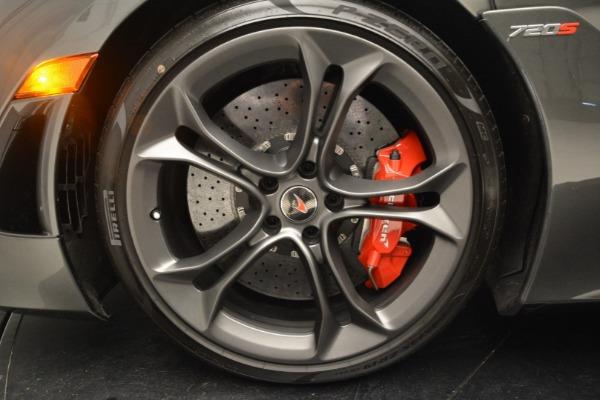 Used 2018 McLaren 720S for sale $269,900 at Alfa Romeo of Westport in Westport CT 06880 20