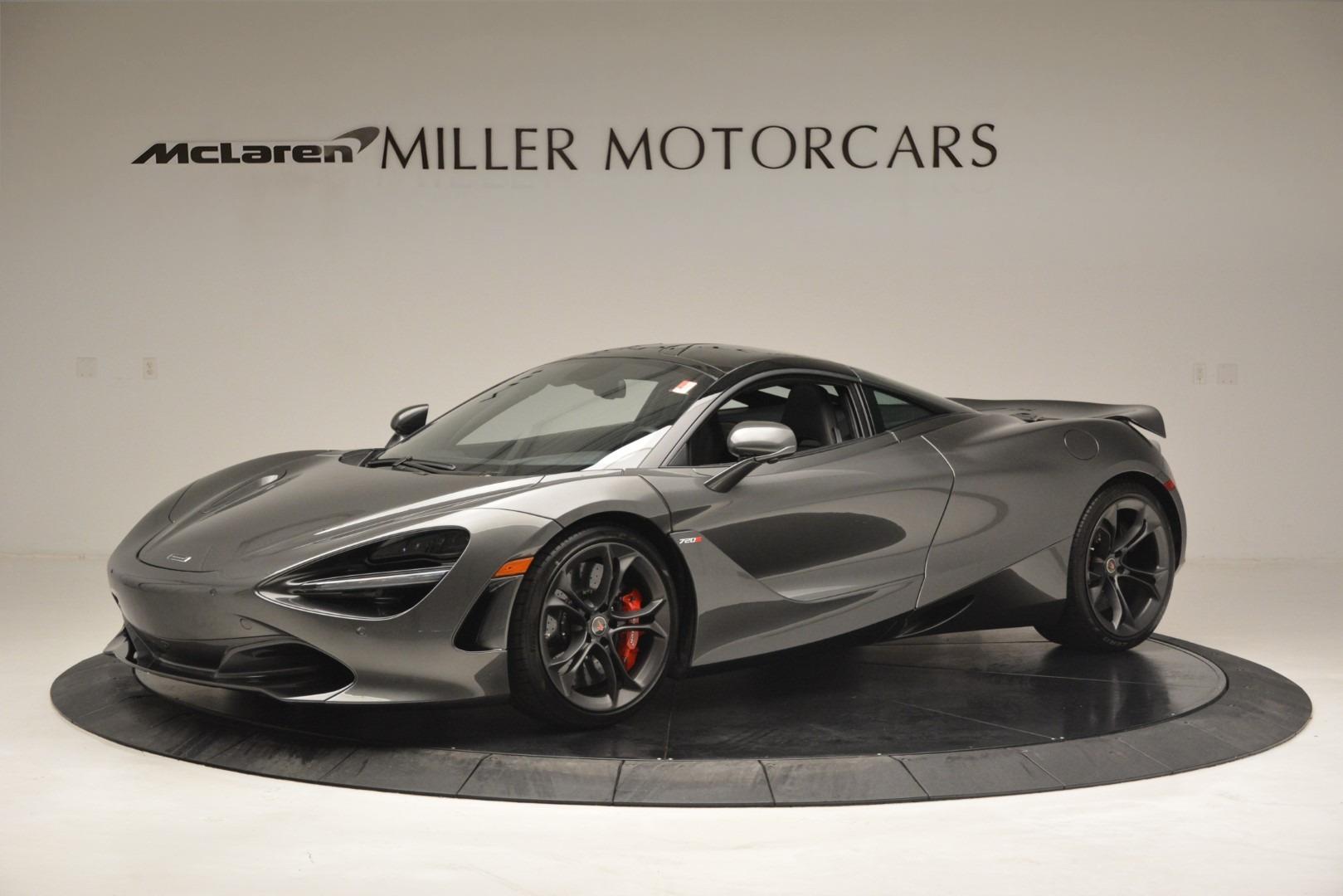 Used 2018 McLaren 720S for sale $269,900 at Alfa Romeo of Westport in Westport CT 06880 1