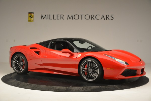 Used 2018 Ferrari 488 GTB for sale $255,900 at Alfa Romeo of Westport in Westport CT 06880 10