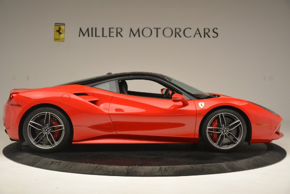 Used 2018 Ferrari 488 GTB for sale $255,900 at Alfa Romeo of Westport in Westport CT 06880 9