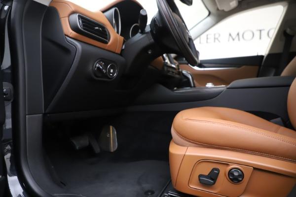 New 2019 Maserati Levante Q4 for sale Sold at Alfa Romeo of Westport in Westport CT 06880 14