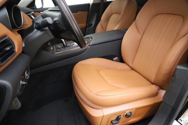New 2019 Maserati Levante Q4 for sale Sold at Alfa Romeo of Westport in Westport CT 06880 15