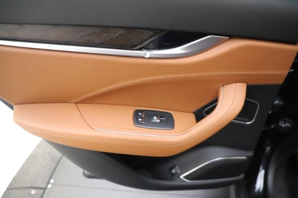 New 2019 Maserati Levante Q4 for sale Sold at Alfa Romeo of Westport in Westport CT 06880 21