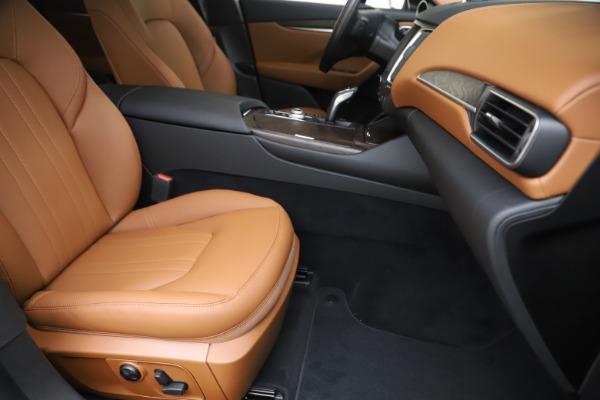New 2019 Maserati Levante Q4 for sale Sold at Alfa Romeo of Westport in Westport CT 06880 24