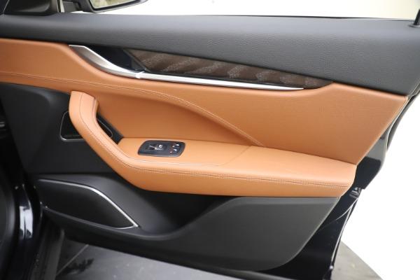New 2019 Maserati Levante Q4 for sale Sold at Alfa Romeo of Westport in Westport CT 06880 25
