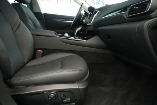 New 2019 Maserati Levante Q4 Nerissimo for sale $89,850 at Alfa Romeo of Westport in Westport CT 06880 23