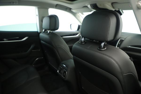 New 2019 Maserati Levante Q4 Nerissimo for sale $89,850 at Alfa Romeo of Westport in Westport CT 06880 28