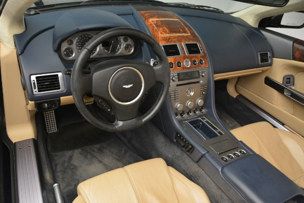Used 2007 Aston Martin DB9 Convertible for sale Sold at Alfa Romeo of Westport in Westport CT 06880 14
