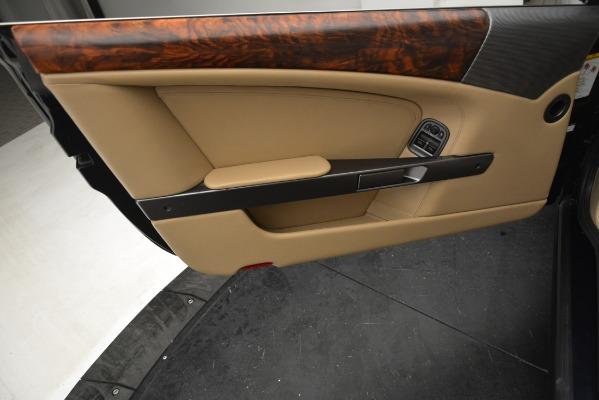 Used 2007 Aston Martin DB9 Convertible for sale Sold at Alfa Romeo of Westport in Westport CT 06880 16