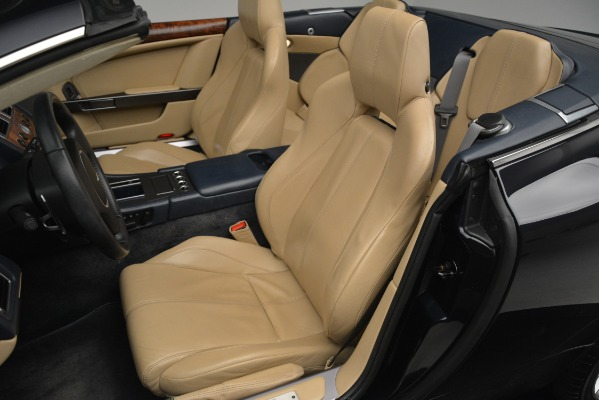 Used 2007 Aston Martin DB9 Convertible for sale Sold at Alfa Romeo of Westport in Westport CT 06880 17