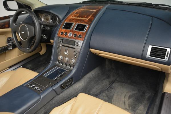 Used 2007 Aston Martin DB9 Convertible for sale Sold at Alfa Romeo of Westport in Westport CT 06880 19