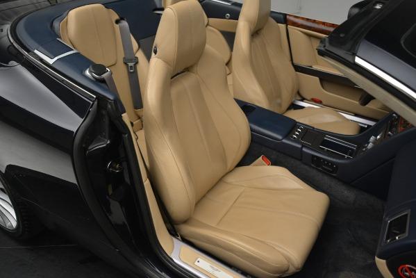 Used 2007 Aston Martin DB9 Convertible for sale Sold at Alfa Romeo of Westport in Westport CT 06880 21