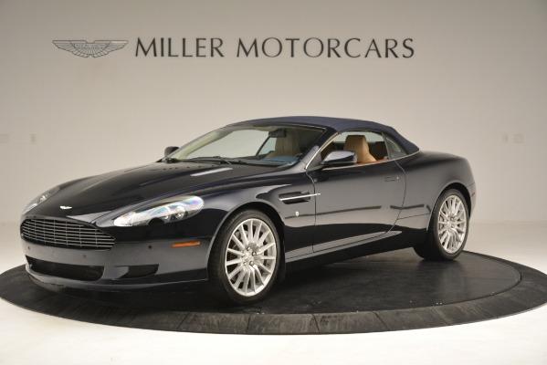 Used 2007 Aston Martin DB9 Convertible for sale Sold at Alfa Romeo of Westport in Westport CT 06880 23