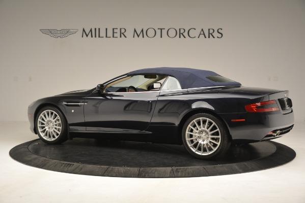 Used 2007 Aston Martin DB9 Convertible for sale Sold at Alfa Romeo of Westport in Westport CT 06880 25