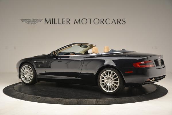 Used 2007 Aston Martin DB9 Convertible for sale Sold at Alfa Romeo of Westport in Westport CT 06880 4