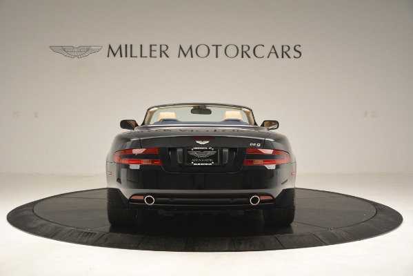 Used 2007 Aston Martin DB9 Convertible for sale Sold at Alfa Romeo of Westport in Westport CT 06880 6