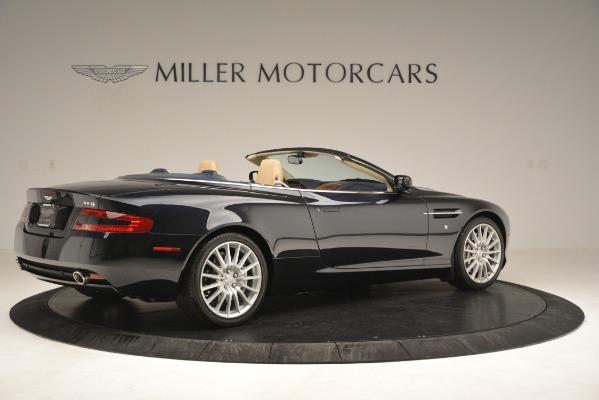 Used 2007 Aston Martin DB9 Convertible for sale Sold at Alfa Romeo of Westport in Westport CT 06880 8