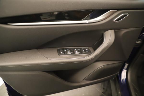 New 2019 Maserati Levante Q4 for sale Sold at Alfa Romeo of Westport in Westport CT 06880 17