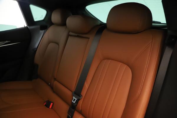 New 2019 Maserati Levante Q4 for sale Sold at Alfa Romeo of Westport in Westport CT 06880 18