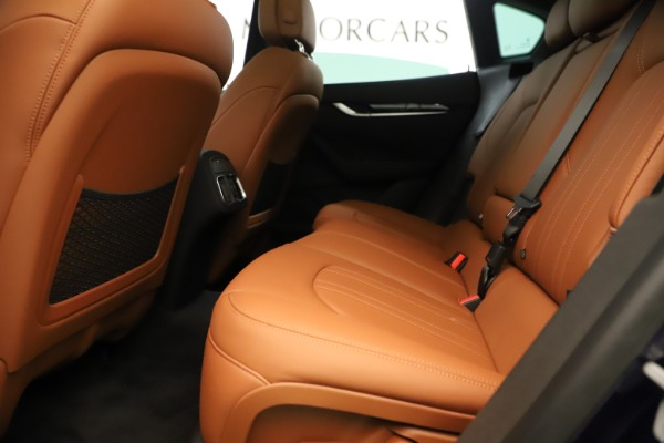 New 2019 Maserati Levante Q4 for sale Sold at Alfa Romeo of Westport in Westport CT 06880 19