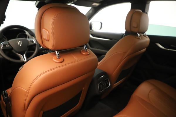 New 2019 Maserati Levante Q4 for sale Sold at Alfa Romeo of Westport in Westport CT 06880 20