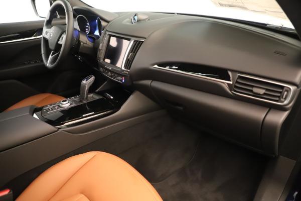New 2019 Maserati Levante Q4 for sale Sold at Alfa Romeo of Westport in Westport CT 06880 22