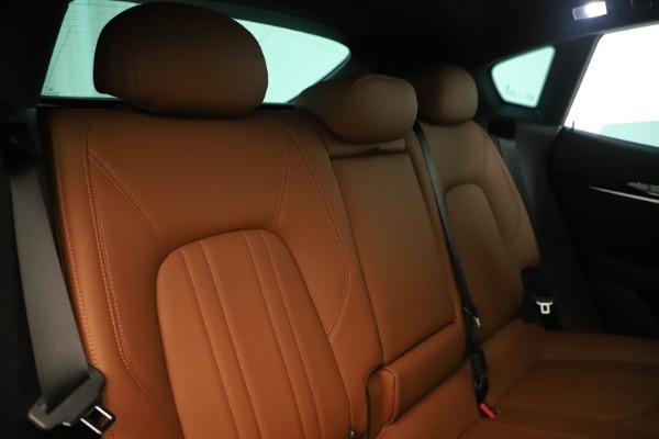New 2019 Maserati Levante Q4 for sale Sold at Alfa Romeo of Westport in Westport CT 06880 26