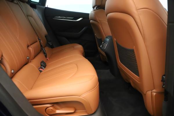 New 2019 Maserati Levante Q4 for sale Sold at Alfa Romeo of Westport in Westport CT 06880 27