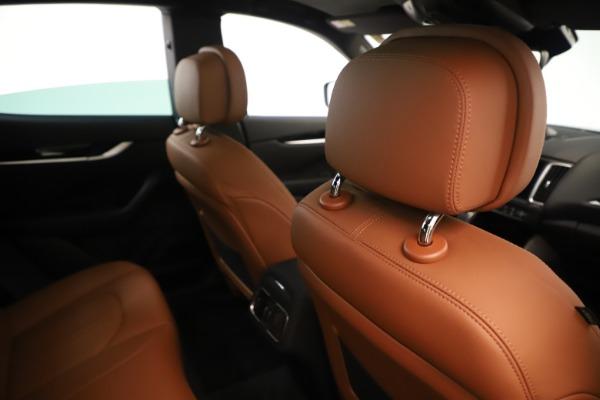 New 2019 Maserati Levante Q4 for sale Sold at Alfa Romeo of Westport in Westport CT 06880 28