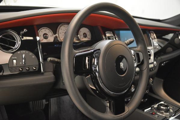 Used 2016 Rolls-Royce Wraith for sale Sold at Alfa Romeo of Westport in Westport CT 06880 17