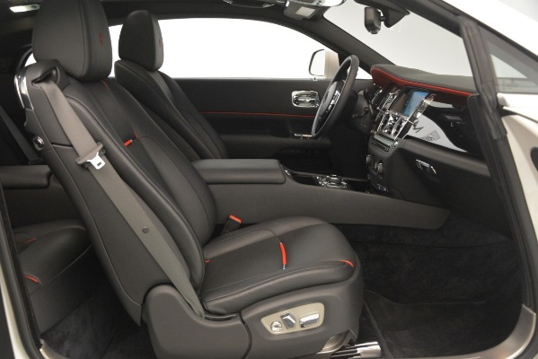 Used 2016 Rolls-Royce Wraith for sale Sold at Alfa Romeo of Westport in Westport CT 06880 22
