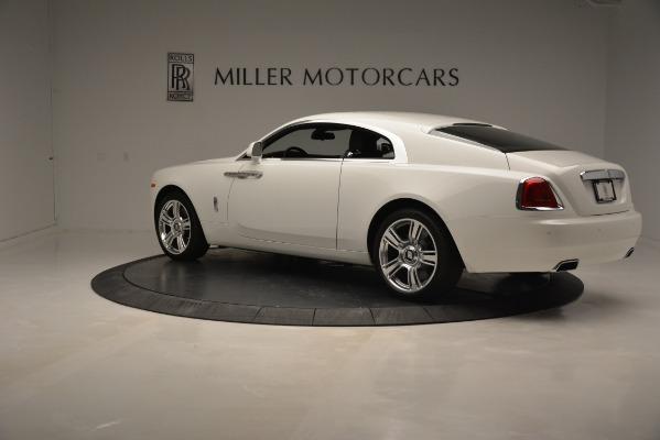 Used 2016 Rolls-Royce Wraith for sale Sold at Alfa Romeo of Westport in Westport CT 06880 4