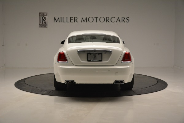 Used 2016 Rolls-Royce Wraith for sale Sold at Alfa Romeo of Westport in Westport CT 06880 6