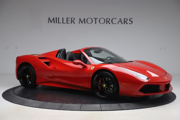 Used 2017 Ferrari 488 Spider for sale $273,900 at Alfa Romeo of Westport in Westport CT 06880 10