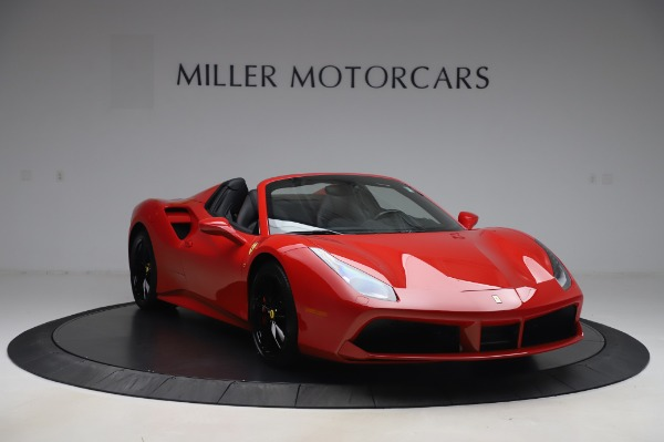 Used 2017 Ferrari 488 Spider for sale $273,900 at Alfa Romeo of Westport in Westport CT 06880 11