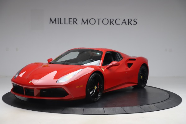 Used 2017 Ferrari 488 Spider for sale $273,900 at Alfa Romeo of Westport in Westport CT 06880 13