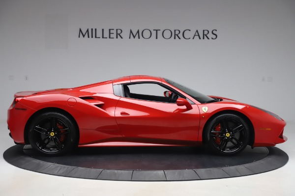Used 2017 Ferrari 488 Spider for sale $273,900 at Alfa Romeo of Westport in Westport CT 06880 17