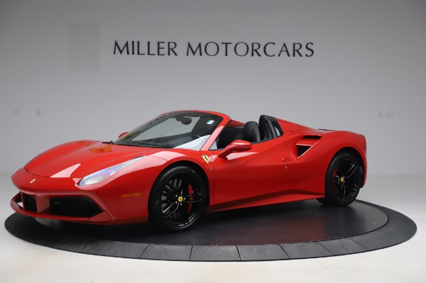 Used 2017 Ferrari 488 Spider for sale $273,900 at Alfa Romeo of Westport in Westport CT 06880 2
